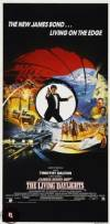 Album: The Living Daylights AUSTRALIAN Posters, photos:1