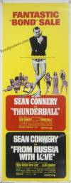 Thunderball / From Russia With Love