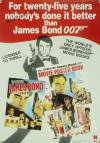 James Bond 25th Anniversary Movie Books